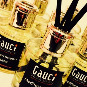 Gauci Reed Diffusers NEW 2018 STOCK