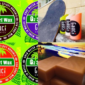 Gauci Surf - Skate - Hockey Wax
