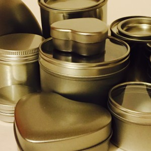 NEW Candle Making / Aluminium Tins / Glass Packaging