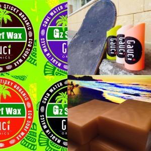 Gauci Surf - Skate - Hockey Wax